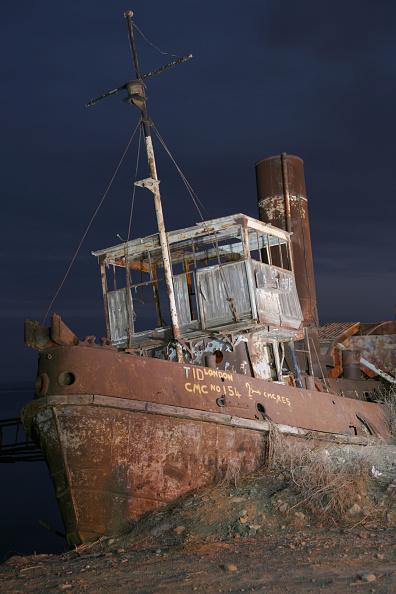 Republic Of Cyprus「A steam tug abandoned in the North Cyprus village of Gemikonagi on the Mediterranean coast. December 2008」:写真・画像(18)[壁紙.com]