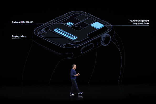 Apple Watch「Apple Unveils New Product Updates At Its Cupertino Headquarters」:写真・画像(11)[壁紙.com]