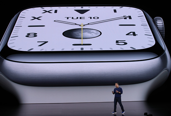 Apple Watch「Apple Unveils New Product Updates At Its Cupertino Headquarters」:写真・画像(16)[壁紙.com]