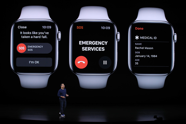 Apple Watch「Apple Unveils New Product Updates At Its Cupertino Headquarters」:写真・画像(13)[壁紙.com]