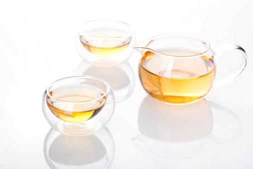 Tea Kettle「Tea and tea set」:スマホ壁紙(12)