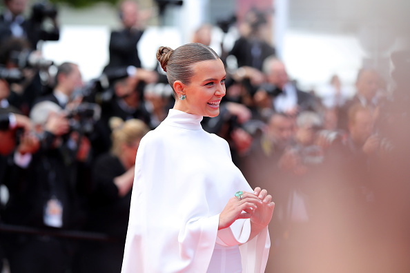 """72nd International Cannes Film Festival「""""Oh Mercy! (Roubaix, Une Lumiere)""""Red Carpet - The 72nd Annual Cannes Film Festival」:写真・画像(16)[壁紙.com]"""