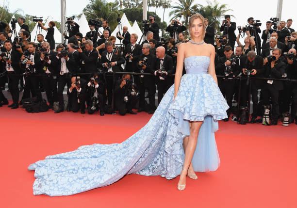 """Sorry Angel (Plaire, Aimer Et Courir Vite)"" Red Carpet Arrivals - The 71st Annual Cannes Film Festival:ニュース(壁紙.com)"