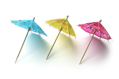 Sunshade「Party: Cocktail Umbrella」:スマホ壁紙(15)