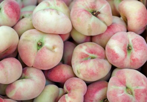 Peach「ドーナツピーチズで、ファーマーズマーケット」:スマホ壁紙(13)