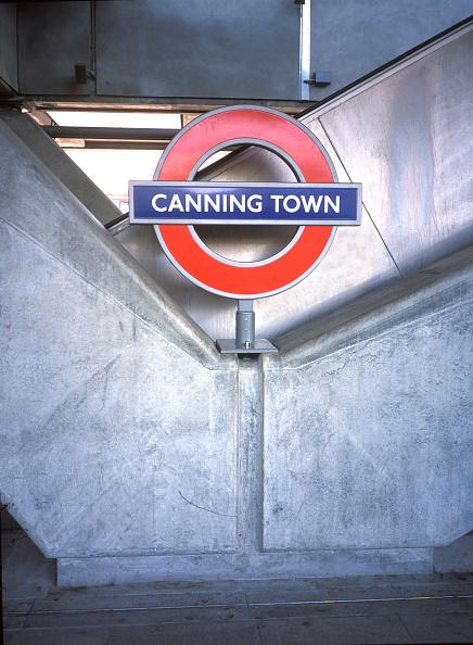 Blank「Canning Town London Underground Station London, United Kingdom」:写真・画像(10)[壁紙.com]