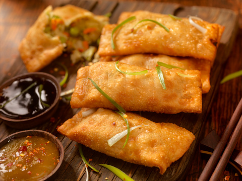 Soy Sauce「Eggrolls with Dipping Sauces」:スマホ壁紙(14)