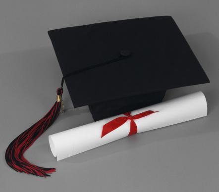 Mortarboard「Mortarboard and Diploma」:スマホ壁紙(7)