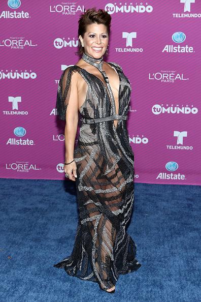 "Strap「Telemundo's ""Premios Tu Mundo"" Awards 2015 - Arrivals」:写真・画像(14)[壁紙.com]"