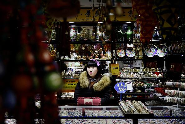 Waiting「China Daily Life - Economy」:写真・画像(14)[壁紙.com]
