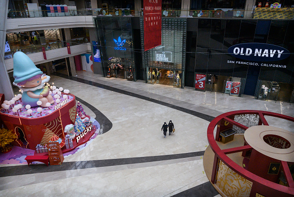 Shopping Mall「Concern In China As Mystery Virus Spreads」:写真・画像(10)[壁紙.com]