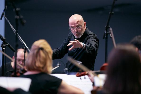 乗り物・交通「Kammerorchester Berlin And Neue Meister Perform 'Neue Meister: Modern Classical Music'」:写真・画像(12)[壁紙.com]