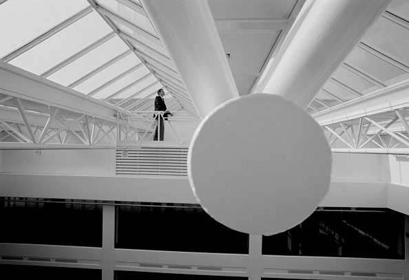 Architecture「Roofspace in new building.」:写真・画像(5)[壁紙.com]