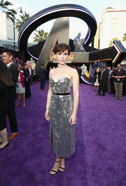 "Silver Colored「Los Angeles Global Premiere for Marvel Studios' ""Avengers: Infinity War""」:写真・画像(9)[壁紙.com]"