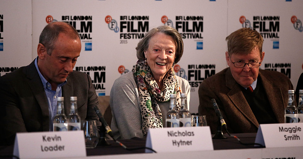 """Small Group Of People「""""The Lady In The Van"""" - Press Conference - BFI London Film Festival」:写真・画像(7)[壁紙.com]"""