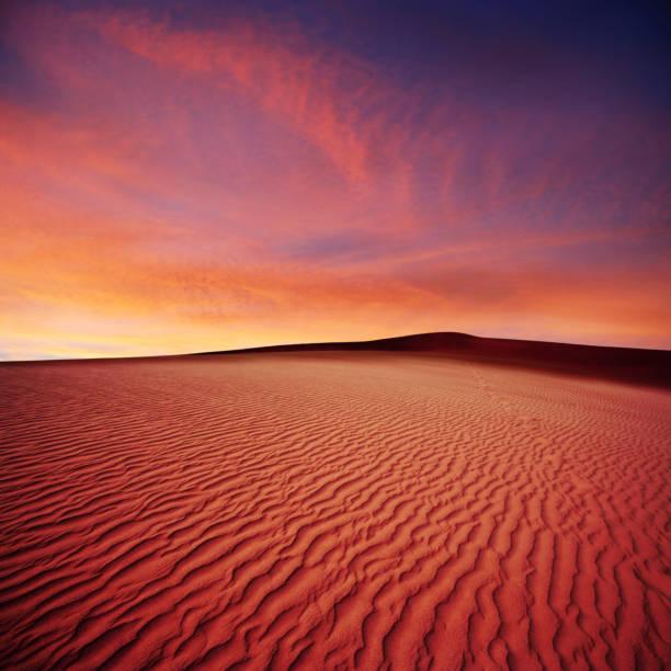 XL desert sand sunset:スマホ壁紙(壁紙.com)