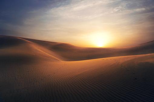 Rippled「Desert sand sunset」:スマホ壁紙(14)