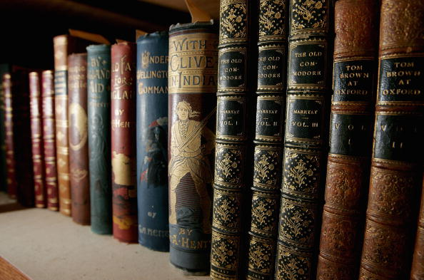 Book「Google To Digitize Books From Prominent Libraries」:写真・画像(2)[壁紙.com]