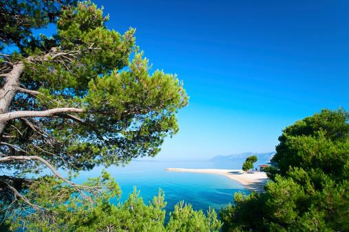 アドリア海「クロアチア海の」:スマホ壁紙(10)
