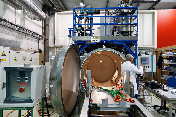素材「Behind The Scenes At CERN The European Organisation For Nuclear Research」:写真・画像(5)[壁紙.com]