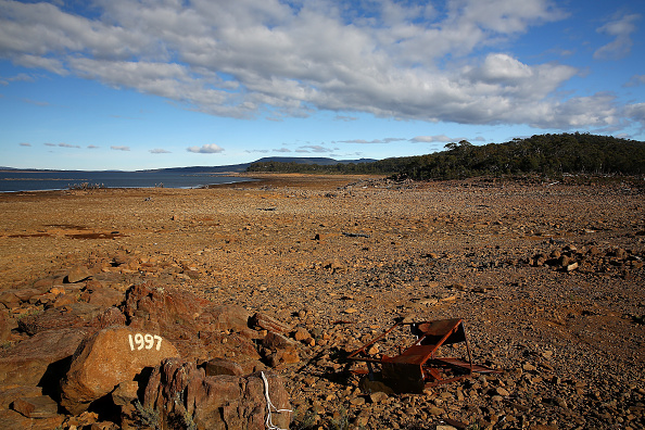 Great Lakes「Tasmanian Dam Levels At Record Lows」:写真・画像(7)[壁紙.com]