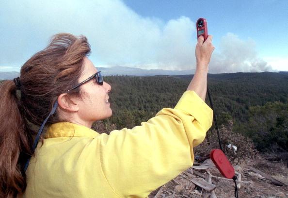 Santa Fe National Forest「Fire at Santa Fe National Forest」:写真・画像(1)[壁紙.com]