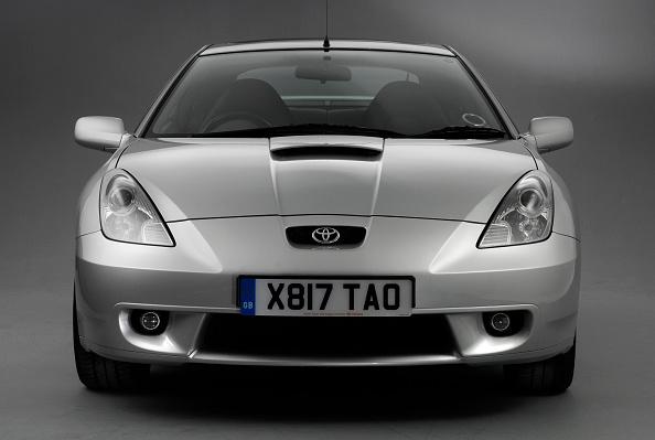 Facade「2001 Toyota Celica」:写真・画像(9)[壁紙.com]