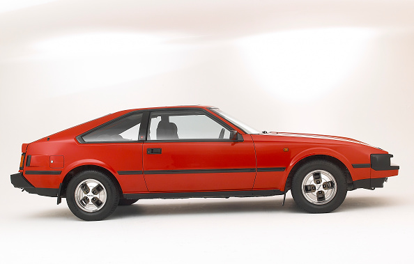 Model - Object「1983 Toyota Celica Supra」:写真・画像(13)[壁紙.com]