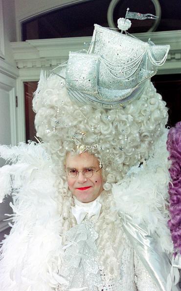 Costume「Elton John At His 40th Birthday Party」:写真・画像(13)[壁紙.com]