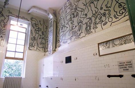 Bisexuality「Keith Haring Bathroom」:写真・画像(16)[壁紙.com]