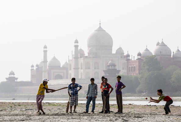 Famous Place「General Views of Agra In India」:写真・画像(3)[壁紙.com]