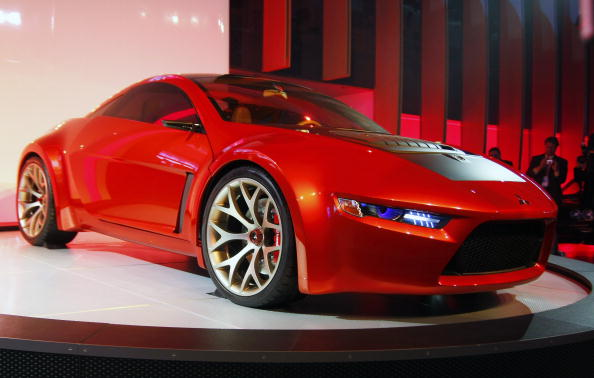 Mode of Transport「Detroit Auto Show Previews Newest Car Models」:写真・画像(3)[壁紙.com]