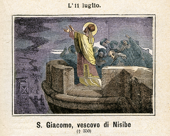 Fototeca Storica Nazionale「Saint James Bishop」:写真・画像(15)[壁紙.com]