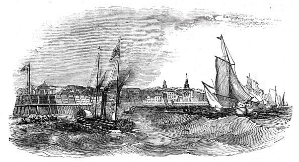 Passenger Craft「View Of Southampton」:写真・画像(17)[壁紙.com]