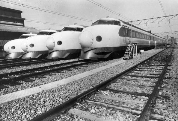 Railroad Track「Bullet Trains」:写真・画像(11)[壁紙.com]