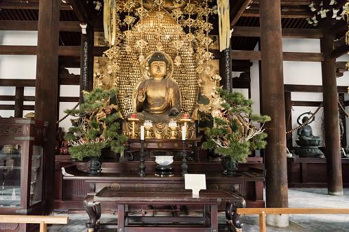 寺「日本仏教仏像」:スマホ壁紙(18)