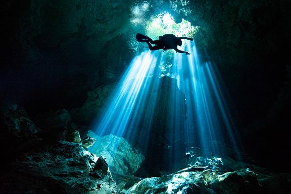 Underwater「Yucatan Peninsula」:写真・画像(4)[壁紙.com]