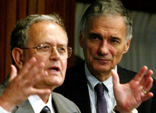 Independent News and Media「Ralph Nader Names His Running Mate」:写真・画像(12)[壁紙.com]