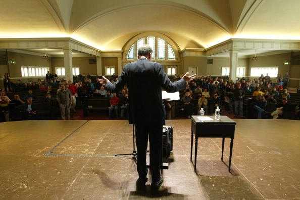 Oregon - US State「Ralph Nader Campaigns In Seattle」:写真・画像(5)[壁紙.com]