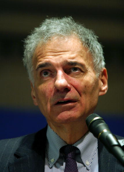 Oregon - US State「Ralph Nader Campaigns In Seattle」:写真・画像(19)[壁紙.com]