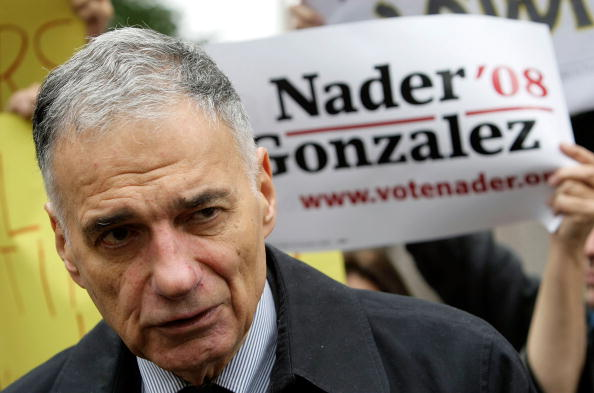 Independent News and Media「Ralph Nader Leads Protest At American Petroleum Institute」:写真・画像(13)[壁紙.com]
