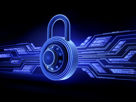Security System「lock」:スマホ壁紙(14)