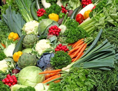 Fennel「Vegetables」:スマホ壁紙(1)