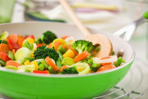 Carrot「Vegetables Stir Fry」:スマホ壁紙(14)