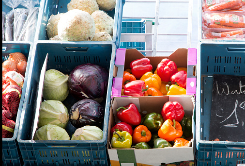 Belgium「Vegetables on display.」:スマホ壁紙(17)