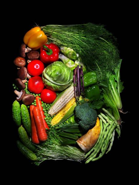 Vegetables:スマホ壁紙(壁紙.com)