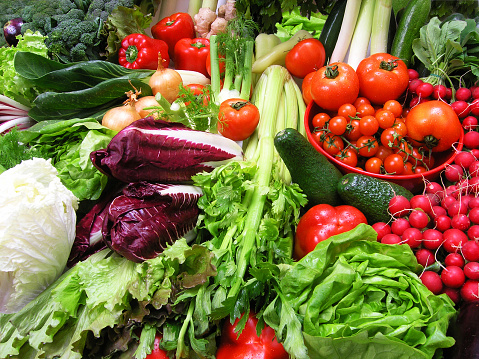 Radish「Vegetables」:スマホ壁紙(8)