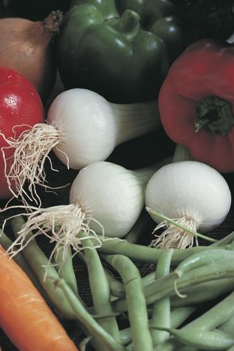 Bush Bean「Vegetables」:スマホ壁紙(4)