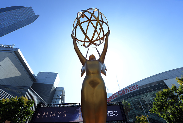 Statue「70th Emmy Awards Press Preview」:写真・画像(8)[壁紙.com]