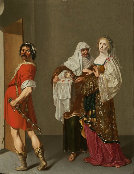 Salome - Daughter of Herodias「Salome With The Head Of Saint John The Baptist」:写真・画像(3)[壁紙.com]
